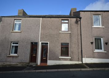 Thumbnail 3 bed terraced house to rent in Moresby Terrace, Parton, Whitehaven