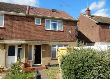 Thumbnail 3 bed semi-detached house for sale in Pinkwell Lane, Hayes, Middlesex