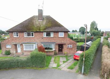 Thumbnail 3 bed semi-detached house for sale in Fulwell Avenue, Gretton, Corby