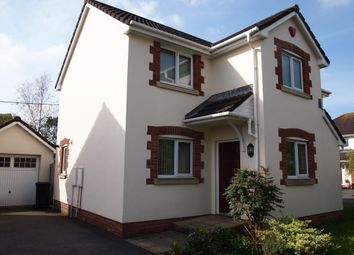 Thumbnail 4 bed detached house to rent in Velator Way, Braunton
