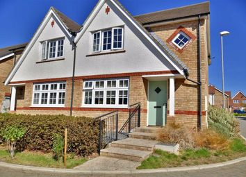 Thumbnail 3 bed semi-detached house for sale in York Road, Steeple Chase, Calne