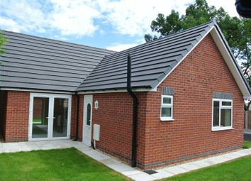 Thumbnail 2 bed detached bungalow for sale in Ley Bank, Mansfield