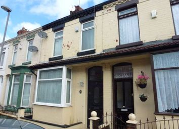 Thumbnail 3 bed terraced house to rent in Milman Road, Walton, Liverpool