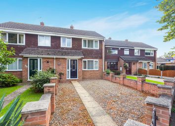 Thumbnail 3 bed semi-detached house for sale in Arran Close, Sinfin, Derby