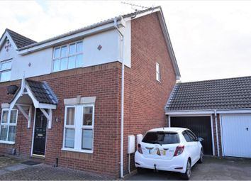 Thumbnail 3 bed semi-detached house for sale in Sutton Close, Weston-Super-Mare