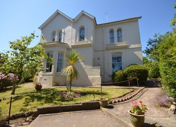 Thumbnail 2 bed flat for sale in Rolle Villas, Exmouth, Devon