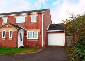 Thumbnail 2 bed terraced house to rent in Telford Close, King's Lynn