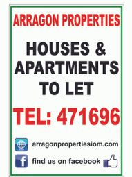 Thumbnail 3 bed flat to rent in Windsor Road, Douglas, Isle Of Man