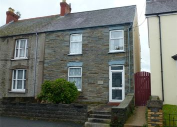 Thumbnail 3 bed semi-detached house for sale in Britannia House, High Street, Cilgerran, Cardigan, Pembrokeshire