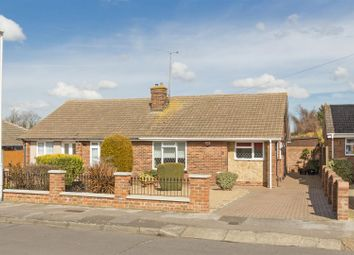 Thumbnail 2 bed semi-detached bungalow for sale in Kenilworth Court, Sittingbourne