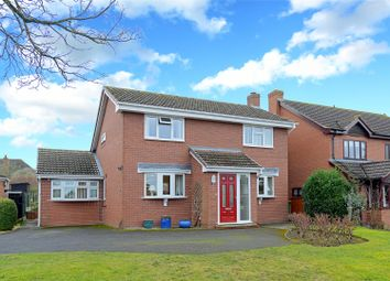 Thumbnail 4 bed property for sale in Hollies Drive, Bayston Hill, Shrewsbury