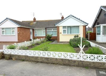 Thumbnail 2 bedroom semi-detached bungalow for sale in Epsom Road, Thornton-Cleveleys