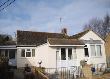 Thumbnail 4 bed detached bungalow to rent in Moorland Road, Witney