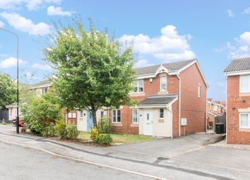 Thumbnail 3 bed semi-detached house for sale in Gileswood Crescent, Brampton Bierlow, Rotherham