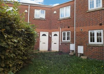 Thumbnail 3 bed terraced house for sale in Grants Yard, Burton-On-Trent, Staffordshire