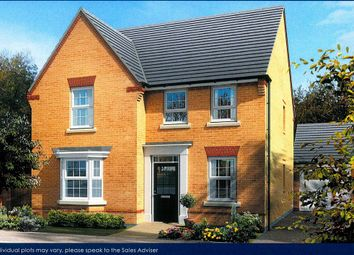 Thumbnail 4 bedroom detached house for sale in The Holden, Great Pastures, Station Road, Warboys