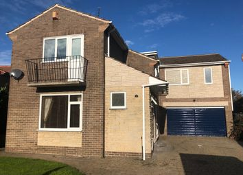 Thumbnail 4 bed detached house for sale in St Martins Close, Firbeck, Worksop
