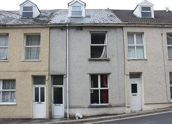 Thumbnail 3 bedroom terraced house to rent in Comercial Street, Abergwynfi, Port Talbot.
