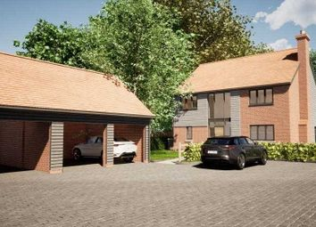 Roxbury House, Goose Farm, Broad Oak, Canterbury CT2. 4 bed detached house for sale