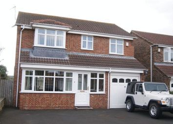 Thumbnail 4 bed detached house to rent in Wheatfields, Seaton Delaval, Whitley Bay