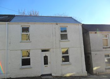 Thumbnail 2 bedroom semi-detached house for sale in Heol Y Cae, Clydach, Swansea.