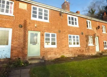 Thumbnail 3 bed cottage to rent in Wood Terrace, Swainshill, Herefordshire