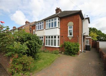 Thumbnail 3 bedroom semi-detached house for sale in Lovell Road, Cambridge