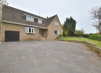 Thumbnail 4 bedroom detached house for sale in New Road, Southam, Cheltenham