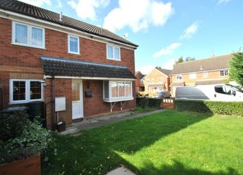 Thumbnail 2 bed end terrace house to rent in Grosvenor Gardens, Biggleswade