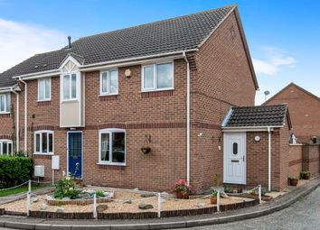 Thumbnail 3 bed end terrace house for sale in Aldrich Way, Roydon, Diss