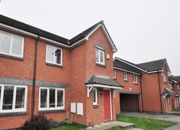 Thumbnail 3 bed terraced house for sale in Warrington Street Fenton, Stoke-On-Trent