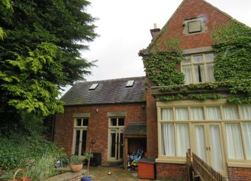 Thumbnail 2 bed country house to rent in Houndhill Hall, Marchington