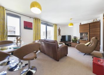 Thumbnail 1 bedroom flat to rent in Heron Place, 4 Bramwell Way, Waterside Park, Silvertown, London