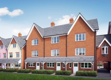 "Thumbnail 3 bed property for sale in ""The Hallingbury"" at William Morris Way, Tadpole Garden Village, Swindon"