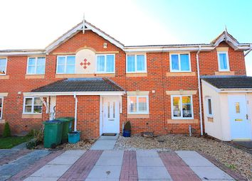 Thumbnail 2 bed terraced house for sale in Darien Way, Thorpe Astley, Braunstone, Leicester