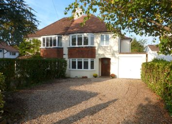 Thumbnail 4 bed semi-detached house to rent in Whitmore Vale Road, Grayshott, Hindhead