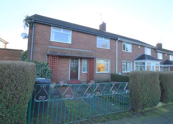 Thumbnail 3 bed end terrace house for sale in Broomhouse Road, Prudhoe