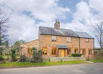 Thumbnail 4 bed detached house for sale in Water Stratford Road, Tingewick, Buckingham