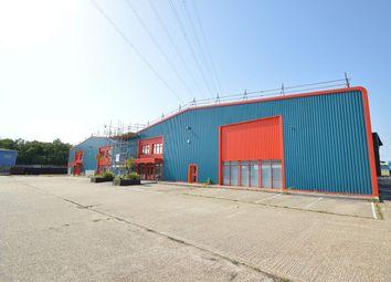 Thumbnail Warehouse to let in Unit 90 Woolsbridge Industrial Estate, Wimborne