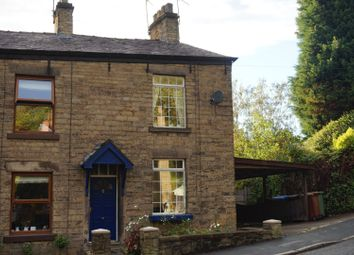 Thumbnail 2 bed end terrace house for sale in Lower Fold, Marple Bridge, Stockport