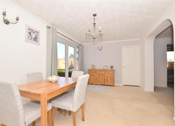 4 bed link-detached house for sale in Pembury Way, Rainham, Gillingham, Kent ME8