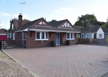 Thumbnail 2 bed detached bungalow for sale in Darby Green Lane, Blackwater, Camberley