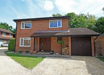 Thumbnail 4 bed detached house for sale in Clarendon Park, Lymington, Hampshire