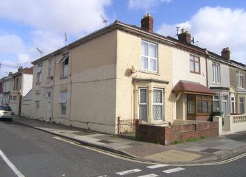 Thumbnail 5 bedroom end terrace house for sale in New Road East, Portsmouth