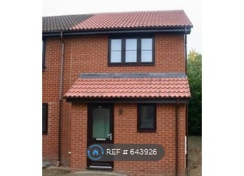 Thumbnail 1 bed end terrace house to rent in Wood Street, Chelmsford
