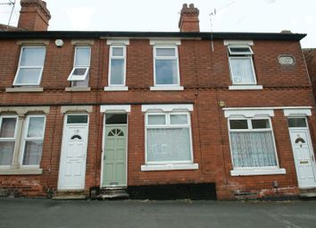 Thumbnail 3 bedroom terraced house for sale in Waterford Street, Nottingham