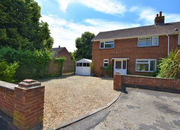 Thumbnail 3 bed semi-detached house for sale in Elderfield Crescent, Chilton, Didcot