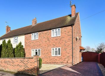 Thumbnail 3 bed semi-detached house for sale in Kempson Crescent, Oxford