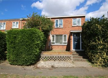 Thumbnail 3 bed end terrace house to rent in Wensley Road, Reading, Berkshire