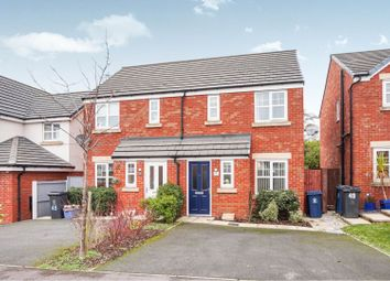 Thumbnail 2 bed semi-detached house for sale in Beacon Green, Skelmersdale